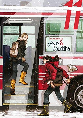 Les vacances de Jésus et Bouddha - T11