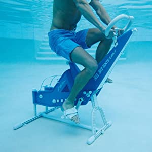 Pool bike monte carlo 300 aquatic fitness for Exercise pool canada