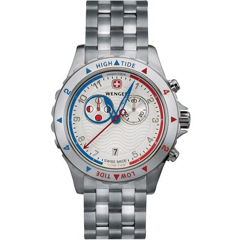 Wenger Men's 72178 AquaGraph Diver Swiss Watch