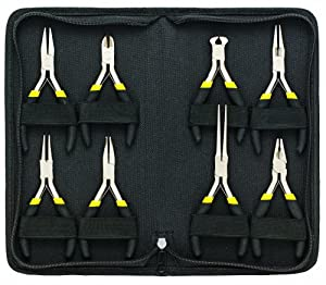 General Tools General Tool 938 Technician's Mini Plier Set, 8-Piece at Sears.com
