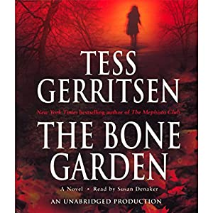 The Bone Garden Audiobook