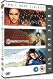 V For Vendetta/Constantine/Superman Returns [DVD]