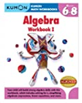 Kumon Algebra Workbook I
