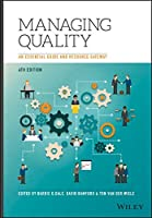 Managing Quality: An Essential Guide and Resource Gateway, 6th Edition Front Cover