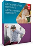 Adobe Photoshop & Premiere Elements 13 [Old Version]