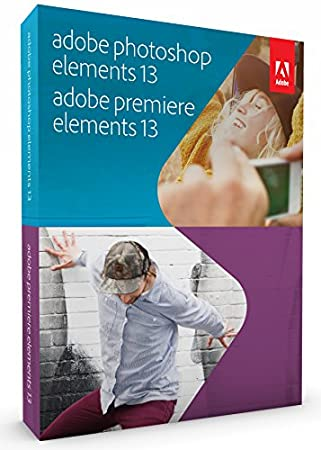 Adobe Photoshop & Premiere Elements 13