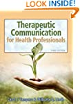 Therapeutic Communications for Health...