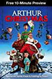 10 Minute Preview: Arthur Christmas
