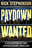 Two Killer Thrillers - Leopold Blake Series (A Private Investigator Series of Crime and Suspense Thrillers Book 6)