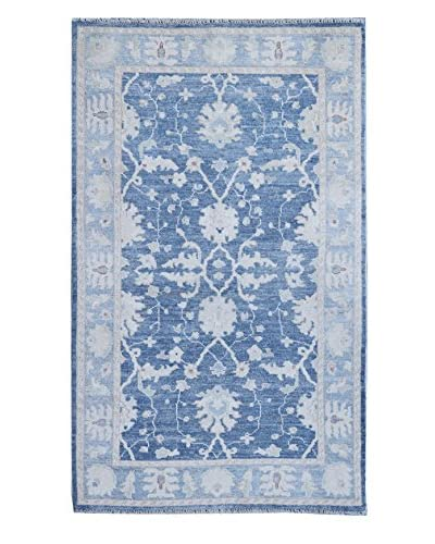 Kalaty One-of-a-Kind Pak Rug, Blue, 2' 11 x 4' 1