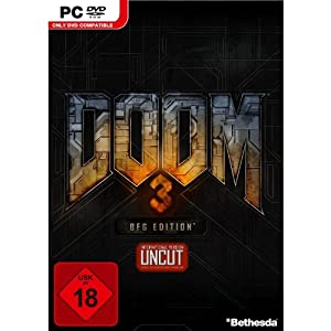 Doom 3: BFG Edition (uncut) - [PC]