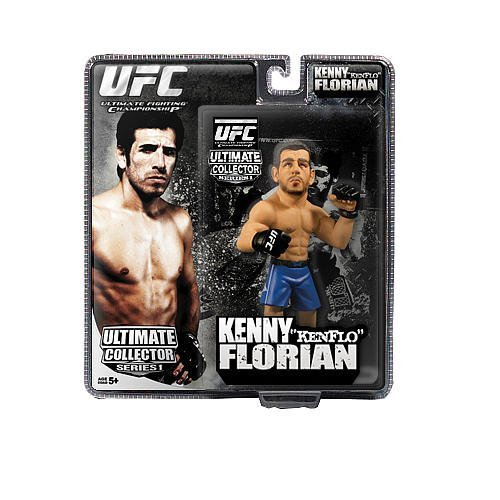 Kenny Florian Round 5 UFC Ultimate Collector Action Figure