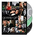 51OBU917CLL. SL160  Gossip Girl, Weeds, Nurse Jackie and more TV on DVD releases