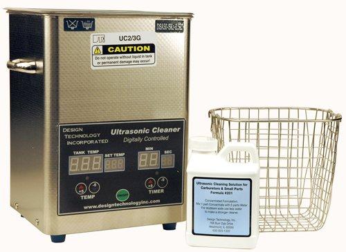 Ultrasonic Cleaner For Carburetors : Ultrasonic carburetor cleaner
