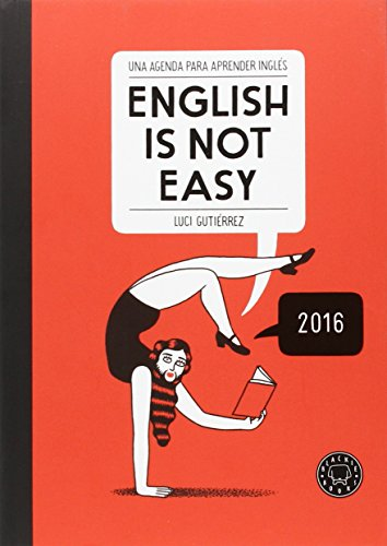 Agenda 2016. English Is Not Easy