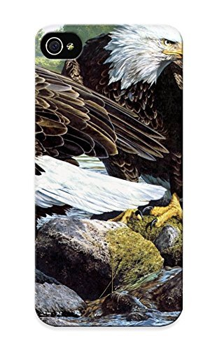 Fashion Apjopc-3232-ufsugeb Case Cover Series For Iphone 5/5s(animal Artistic)
