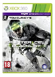 Tom Clancy's Splinter Cell Blacklist - Standard Edition (Xbox 360)