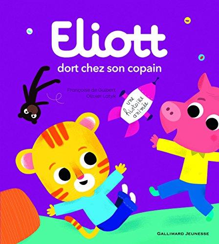 ELIOTT (6) : Eliott dort chez son copain