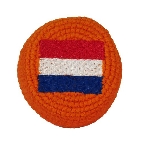 Hacky Sack - Flag of the Netherlands Style 1