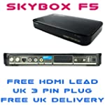 Original Black SKYBOX F5 HD GPRS Sate...