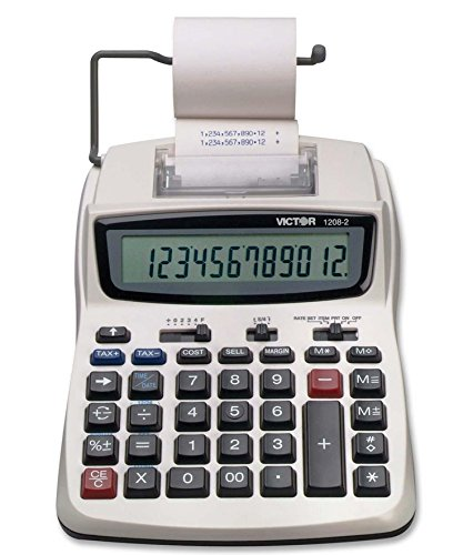 Victor Technology 1208-2 Business Calculator