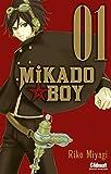 Mikado Boy, tome 1