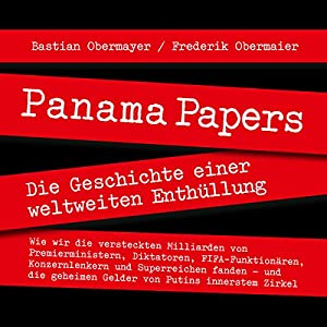 Panama Papers Audiobook