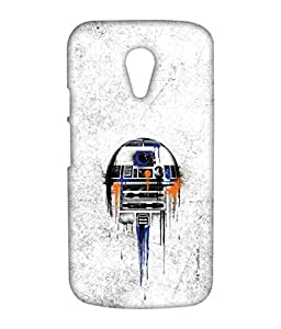 Astro Droid Phone Cover for Moto G2 by Block Print Company