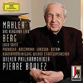 Mahler: Das klagende Lied / Berg: Lulu-Suite [+digital booklet]