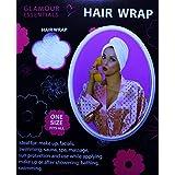 Scheda dettagliata Yorkshire Linen - Asciugamano in microfibra per i capelli, ad asciugatura rapida bianco