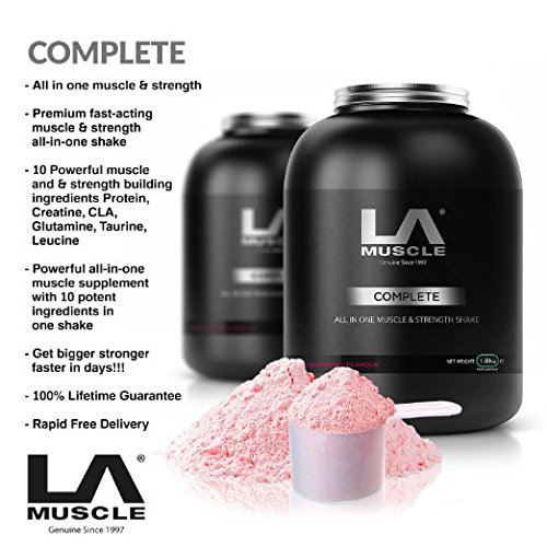 la-muscle-complete-fraise-all-in-one-whey-protein-shake-puissant-whey-protein-poudre-fortifiee-avec-