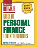 img - for Ultimate Guide to Personal Finance for Entrepreneurs book / textbook / text book