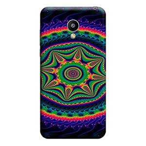 iShell Premium Printed Mobile Back Case Cover With Full protection For Meizu M2 (Designer Case)
