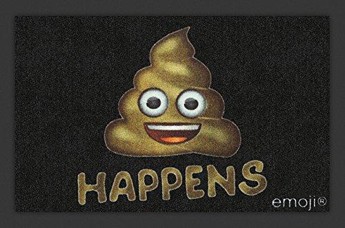 Zerbino Emoji - Shit Happens