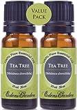 Value Pack 2-10 ml Tea Tree 100% Pure Therapeutic Grade Essential Oil Picture