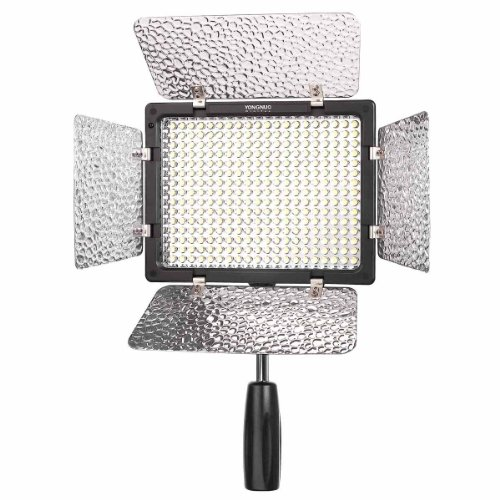 Yongnuo Yn-300-Ii 300 Led Camera / Video Light With Remote For Canon , Nikon , Samsung , Olympus , Jvc , Pentax Cameras And Camcorders