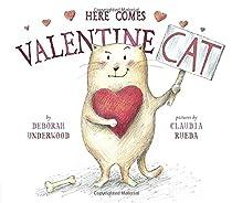Here Comes Valentine Cat