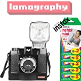 Lomography Diana F Instant Instax Mini Camera (With Fujifilm Instant Film (100 Shots))