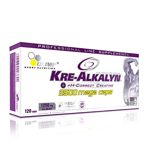 Olimp Kre-Alkalyn 2500 Mega Capsules - Pack of 120 Capsules