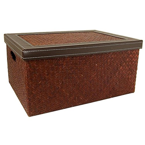 vwoven-straw-storage-basket-large-with-lid-and-faux-leather-trim-home-storage-hamper-basket-gift-bas