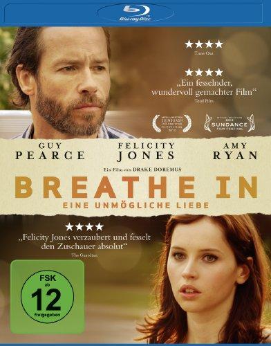 Breathe In - Eine unmögliche Liebe [Blu-ray]