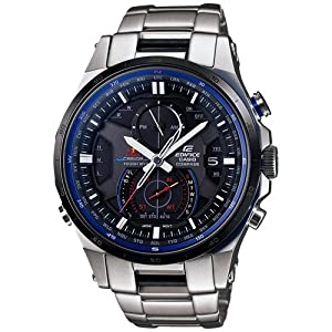 Casio Watch Edifice Infiniti Red Bull Racing Tie-up Model Solar Radio Eqw-a1200rb-1a for Men Limited Edition