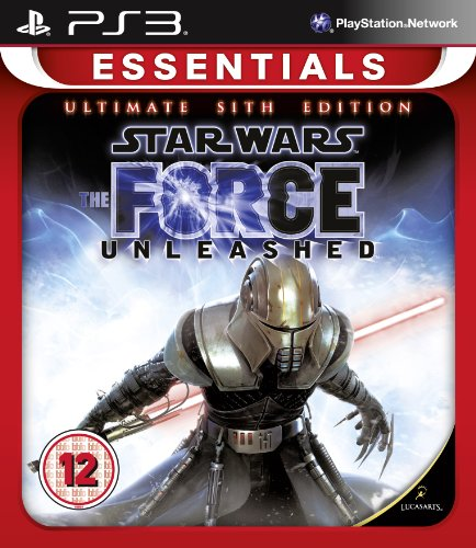 Star Wars: Force Unleashed - The Ultimate Sith (PS3) (Star Wars Games For Ps3 compare prices)