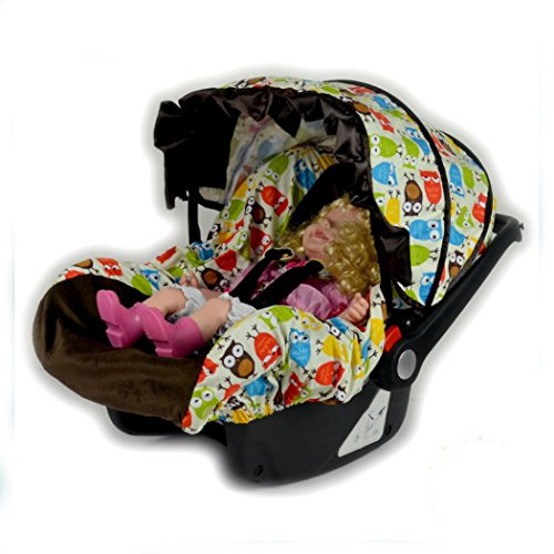 rush dance toddler infant baby complete car seat cover canopy kit infant car seat addison. Black Bedroom Furniture Sets. Home Design Ideas