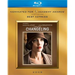 Changeling [Blu-ray]