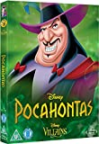 Pocahontas [Blu-ray] Disney Villains O-Ring Slipcover Edition UK Import (Region Free) Disney Classics #33