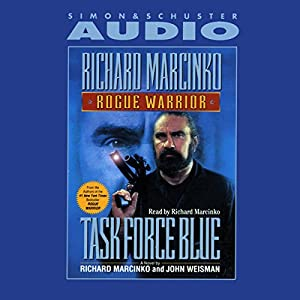 Rogue Warrior: Task Force Blue Audiobook