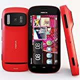 Nokia 808 PureView 16GB Unlocked GSM Smartphone w/ 41MP Camera & Carl Zeiss Optics - Red