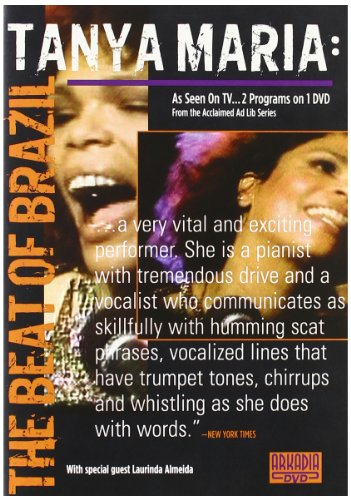 The Tania Maria: The Beat of Brazil [DVD] [1980] [NTSC] [2008]