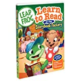 LeapFrog: Learn to Read at the Storybook Factory ~ LeapFrog